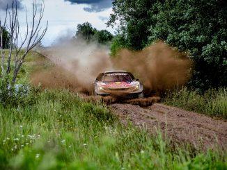 Silk Way Rally 2017 Etape 1