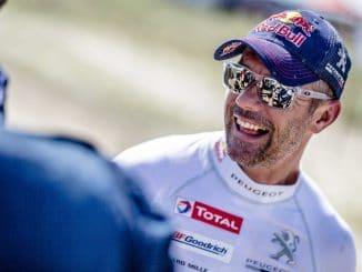 Trois rallyes en WRC pour Loeb en 2018 Silk Way Rally 2017 Etape 8 : Loeb encore Loeb va prendre le volant de la C3 WRC