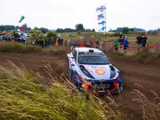 Classement Rallye Pologne 2017 : Thierry Neuville l'emporte. (c) : DR