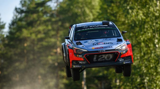 Programme TV Rallye Finlande 2017