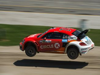 Global Rallycross Indianapolis 2017 : Speed réplique