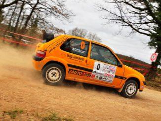 Rallye Terre de Castine dès 2018