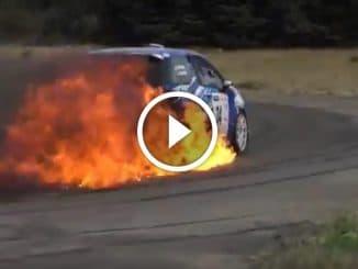 Vidéos Rallye Montagne Noire 2017