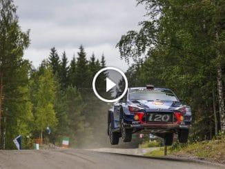 Video shakedown Finlande 2017