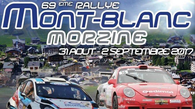 Liste des engagés Rallye Mont-Blanc 2017