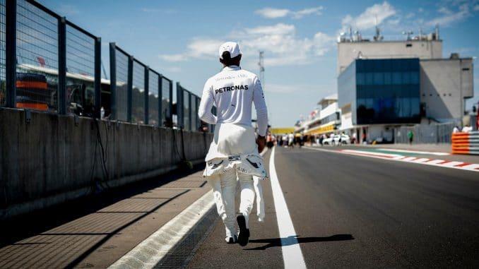 GP de Hongrie 2017 : une histoire de coéquipier