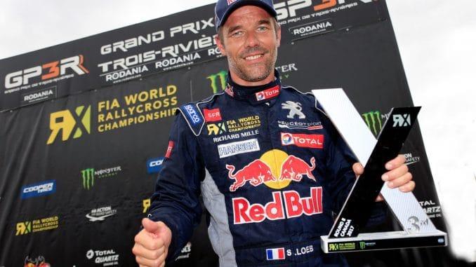 Sébastien Loeb : « je ne pouvais pas espérer mieux»