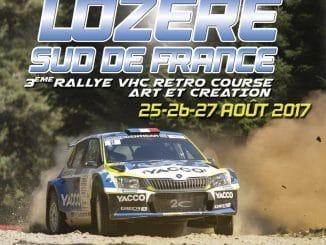 Rallye Terre de Lozère 2017