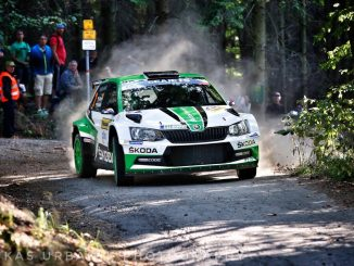 Liste des engagés Barum Rally 2017