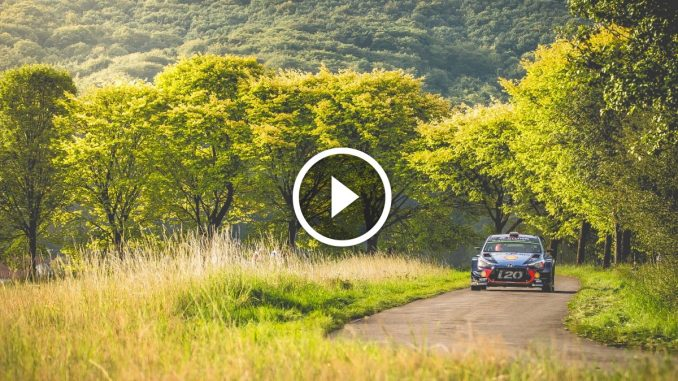 Vidéos Rallye Allemagne 2017