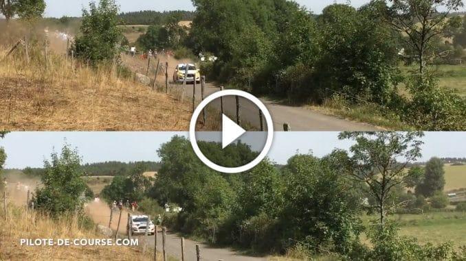 Vidéos Rallye Terre de Lozère 2017