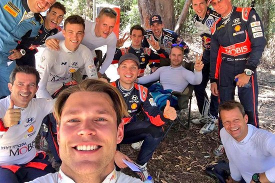 WRC : Les transferts sont ouverts