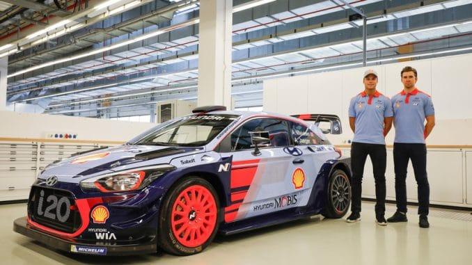 Mikkelsen chez Hyundai jusqu'en 2019