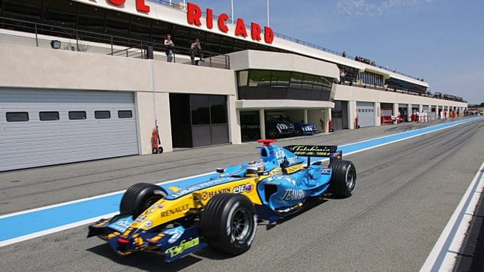 195.000 billets en vente pour le GP de France de F1