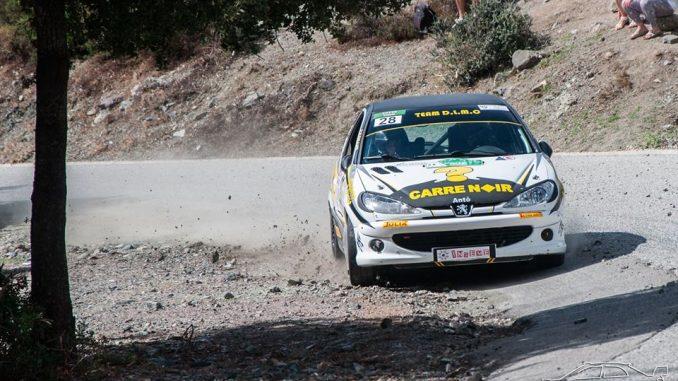 Rallye de Corté 2017 : Programme et engagés