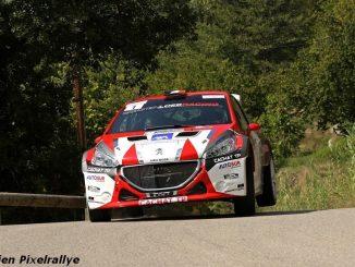 Programme et engagés Rallye de la Vésubie 2017