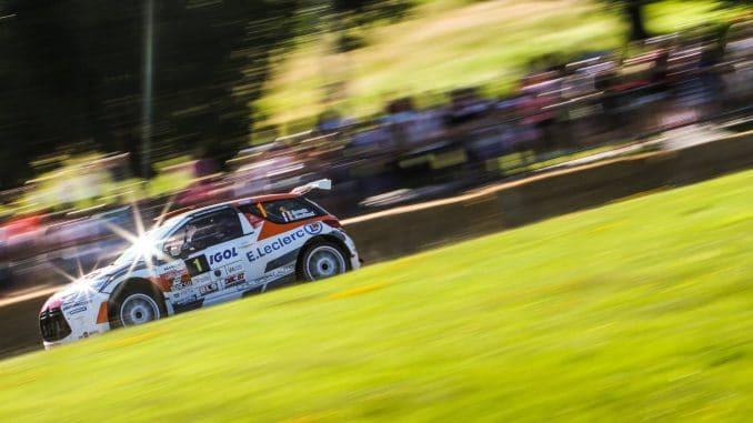 Plein phares sur le Rallye Coeur de France 2017