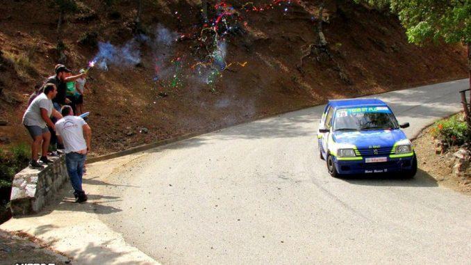 Rallye de Corté 2017 : Navarra intouchable