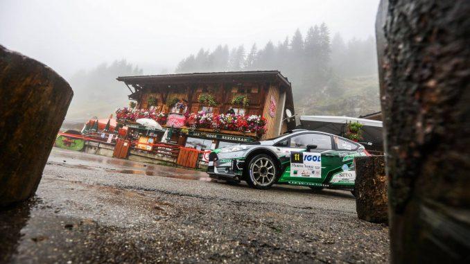 Classement Rallye Mont-Blanc 2017