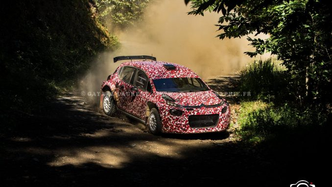 Photos Citroen C3 R5