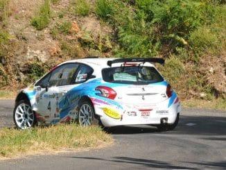 Liste des engagés Rallye des Camisards 2017