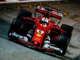 F1 : Grille GP Singapour 2017