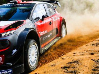 Calendrier WRC 2018