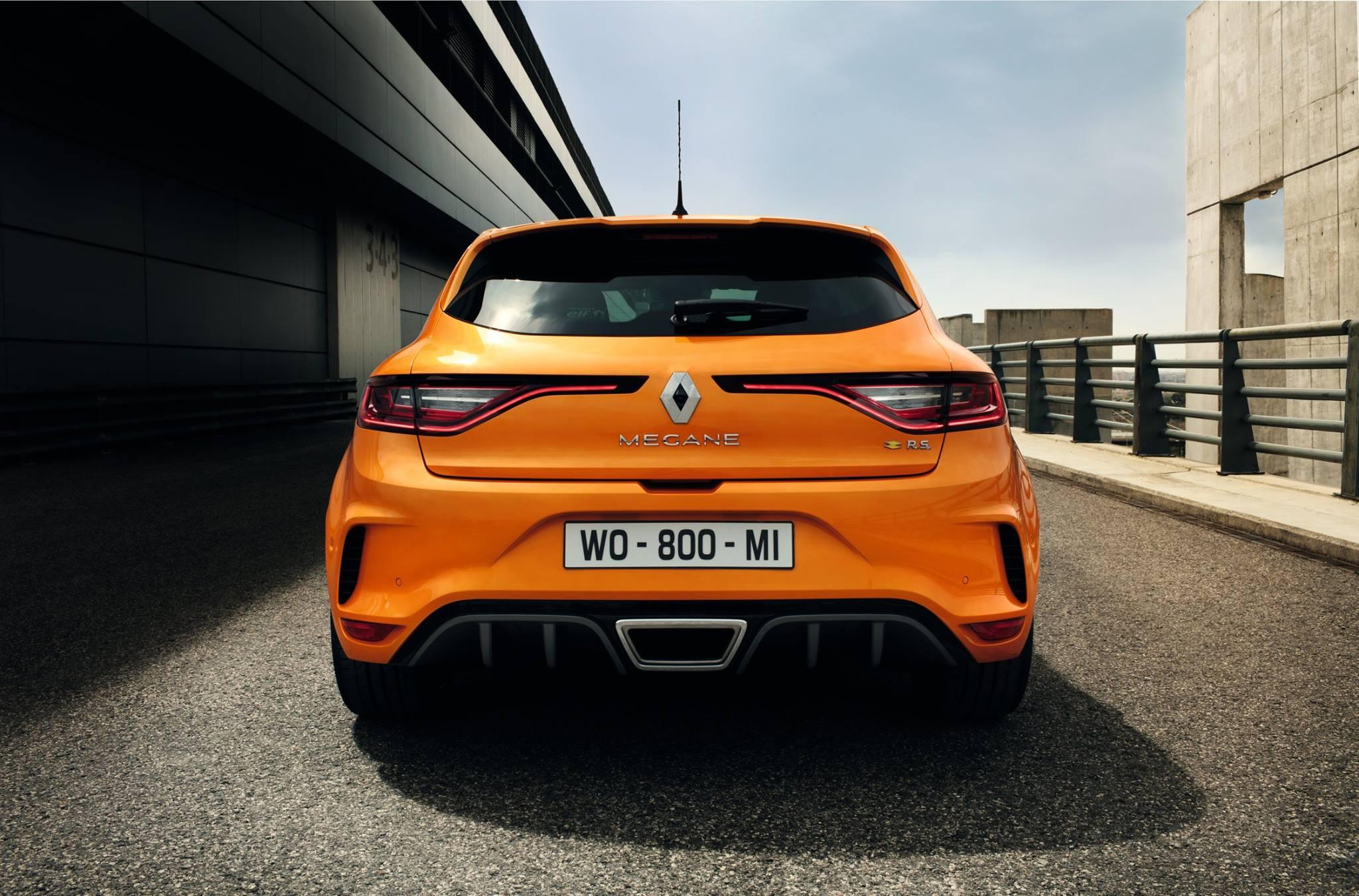 Renault Megane 4 RS : on vous dit tout ! - Pilote de Course