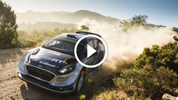 Vidéos : essais Rallye d'Espagne 2017