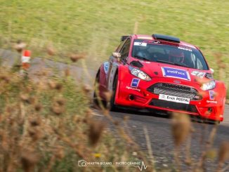 Paulu Battistu Halter au Rallye des Noix de Firminy 2017