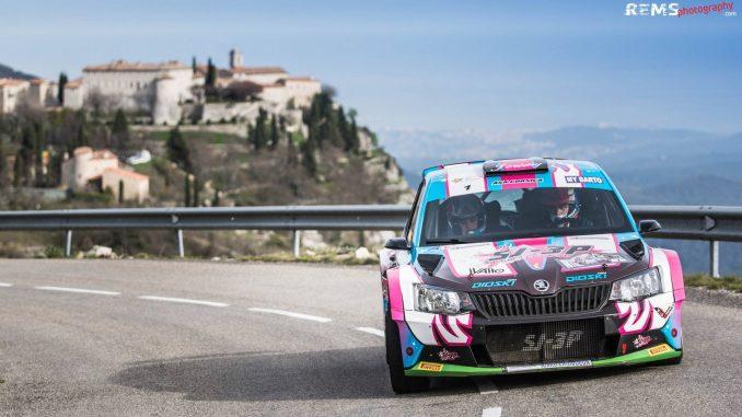 Liste des engagés Rallye de Fayence 2017