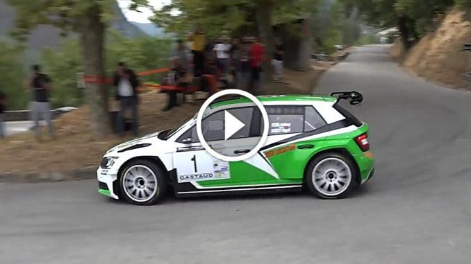 Rallye de la Vesubie 2017
