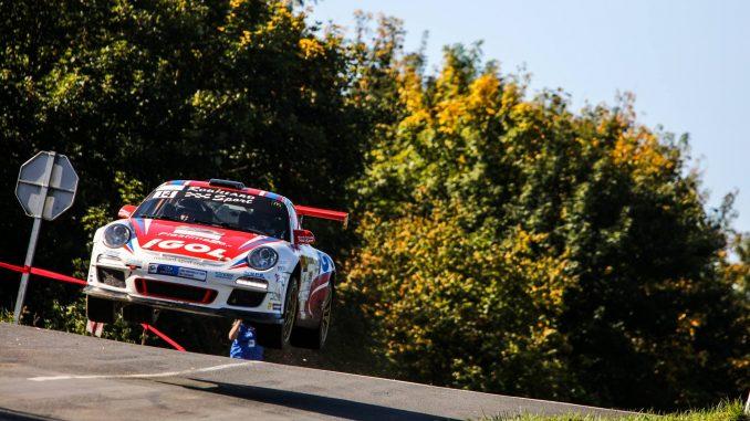 Patrick Rouillard remet ça en 2018 - Vidéos Rallye Coeur de France 2017
