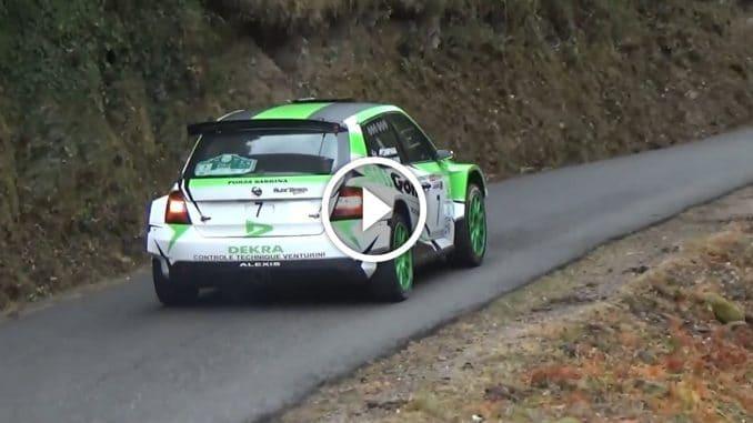 Vidéos Rallye de Corté 2017