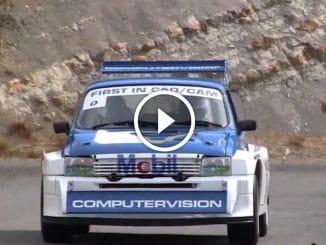 Vidéos Rallye de Fayence 2017