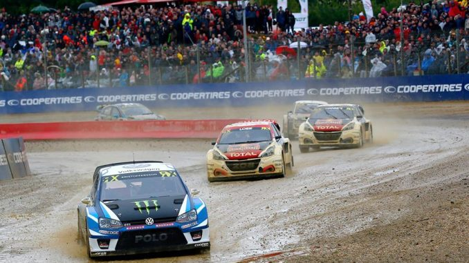 World RX France 2017