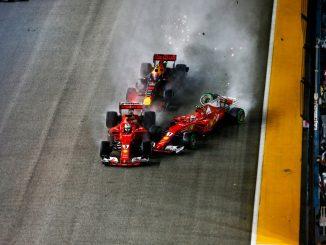 Classement GP de Singapour 2017