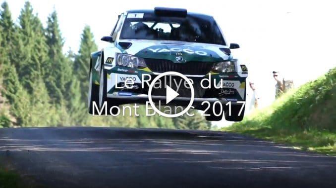 Vidéos Rallye Mont-Blanc 2017 : Show