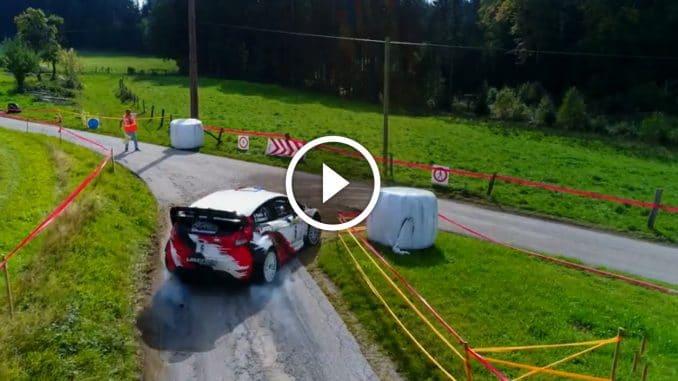 Vidéos Rallye Vosgien 2017 : Show !