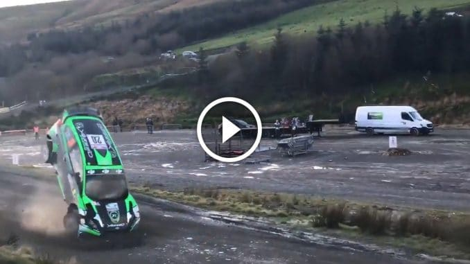 Abandons Rallye de Grande-Bretagne 2017