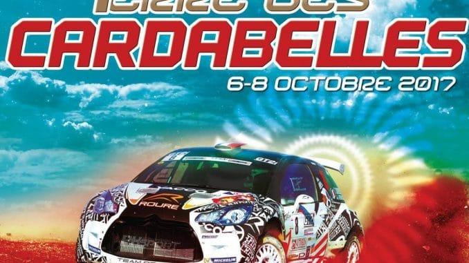 Programme Rallye Terre des Cardabelles 2017