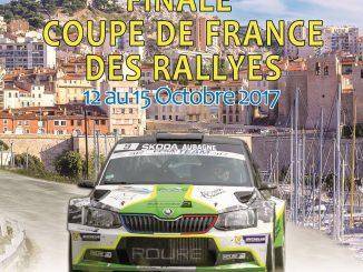 Abandons Finale des Rallyes 2017