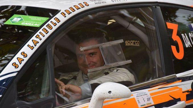Classement Rallye des Côtes du Tarn 2017. Jean-Michel Da Cunha retrouve le sourire sur les routes du Tarn