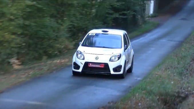 Jean-Michel Duché au Rallye Vienne et Glane 2017