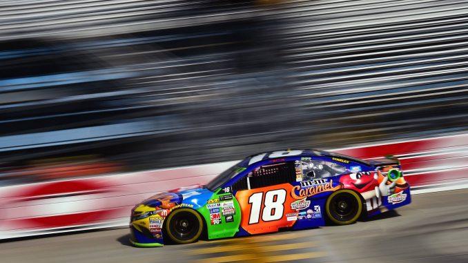 NASCAR : Ils ne sont plus que 12