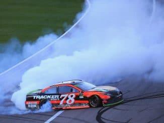 NASCAR : Ils ne sont plus que 8