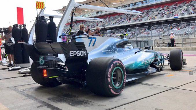 F1 : Grille GP Etats-Unis 2017