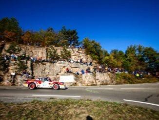 Finale Coupe de France des Rallyes VHC 2017