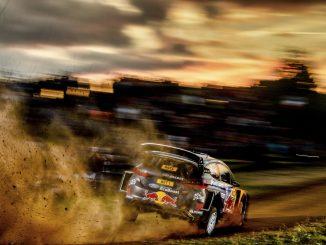 Shakedown Rallye Espagne 2017