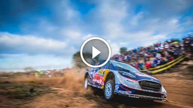 Vidéos Rallye d'Espagne 2017